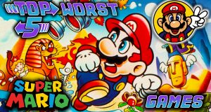 Top 5 Worst Super Mario Bros. Games