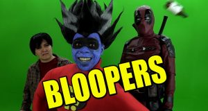 Deadpool 2 Review Bloopers