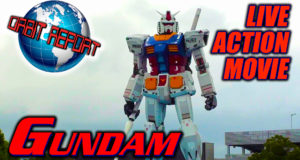 Gundam Live Action Movie - Orbit Report