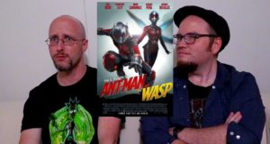 Ant-Man and the Wasp - Sibling Rivalry