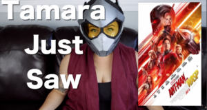 Ant-Man and the Wasp - Tamara Just Saw