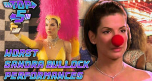 Top 5 Worst Sandra Bullock Performances