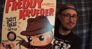Brad Tries Freddy Krueger Cereal