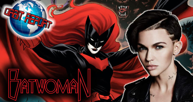 Ruby Rose to Play Batwoman - Orbit Report