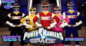 Top 5 Best Power Rangers In Space Episodes
