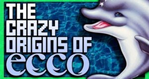 The Crazy Origins of Ecco the Dolphin (2018 Version) - Dan Ibbertson