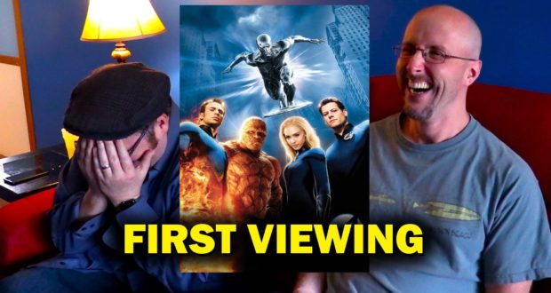 Fantastic Four: Rise of the Silver Surfer - First Viewing