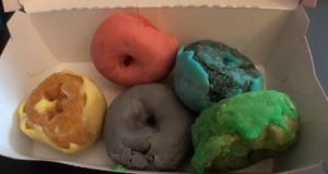 Brad Tries Froot Loops Donuts