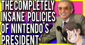 The Completely Insane Policies of Nintendo's President (Hiroshi Yamauchi) - Fact Hunt