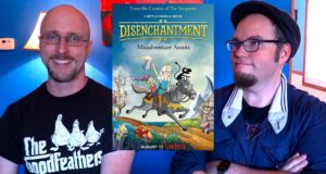 Disenchantment - Sibling Rivalry