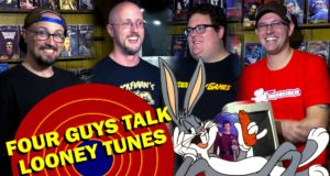 Four Guys Talk Looney Tunes