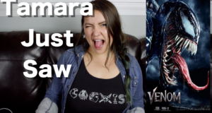 Venom - Tamara Just Saw