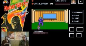 Friday the 13th (NES) - Me and Mrs. Jones