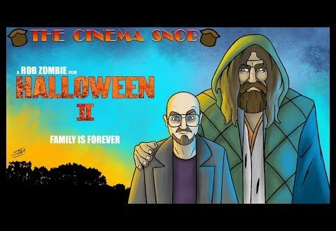 Rob Zombie's Halloween II - The Cinema Snob