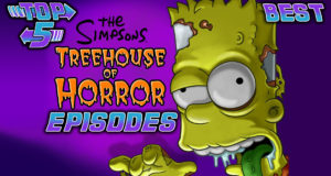 Top 5 Best The Simpsons Treehouse of Horror Episodes
