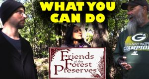 Friends of the Forest Preserves - What You Can Do