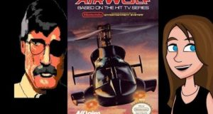 Airwolf (NES) - Me and Mrs. Jones