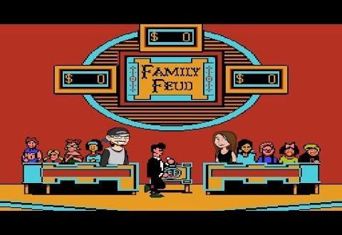 Family Feud (NES) - Me and Mrs. Jones