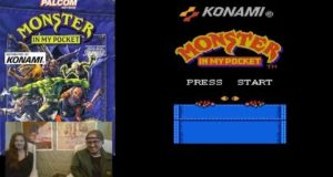 Monster in My Pocket (NES) - Me and Mrs. Jones