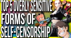 Top 5 Overly Sensitive Forms of Self-Censorship in Games - Fact Hunt