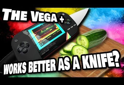 The World's Rarest (and Worst) Handheld Works Better as a Knife? (Ft. Octav1us)