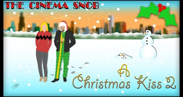 Christmas Kiss 2.A Christmas Kiss Ii The Cinema Snob Channel Awesome