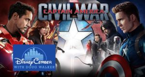 Captain America: Civil War - Disneycember