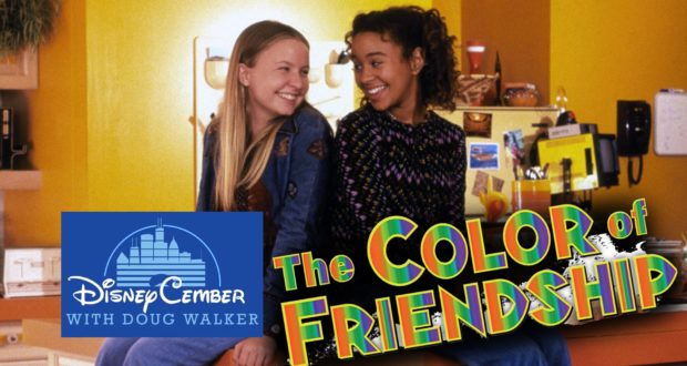 The Color of Friendship - Disneycember