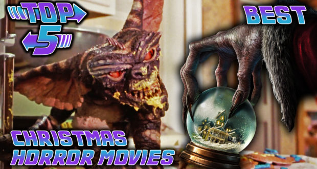 Top 5 Best Christmas Horror Movies