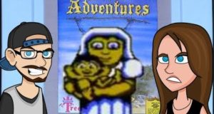 Bible Adventures: Baby Moses (NES) - Me and Mrs. Jones