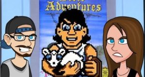 Bible Adventures: David and Goliath (NES) - Me and Mrs. Jones