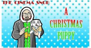 A Christmas Puppy - The Cinema Snob
