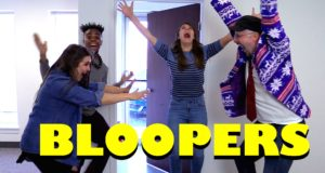 The Nutcracker in 3D Review Bloopers