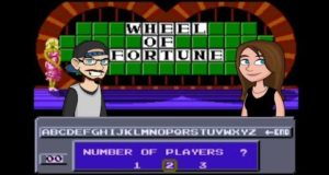Wheel of Fortune (NES) - Me and Mrs. Jones