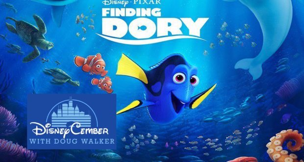 Finding Dory - Disneycember