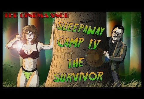 Sleepaway Camp 4: The Survivor - The Best of The Cinema Snob