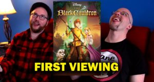 The Black Cauldron - First Viewing