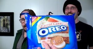 Brad Tries Carrot Cake Oreos, w/ Doug Walker