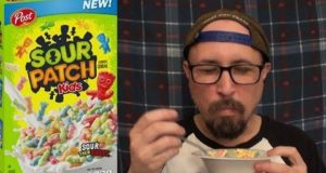 Brad Tries Sour Patch Kids Cereal