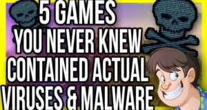 5 Games You Never Knew Contained Actual Viruses & Malware - Fact Hunt