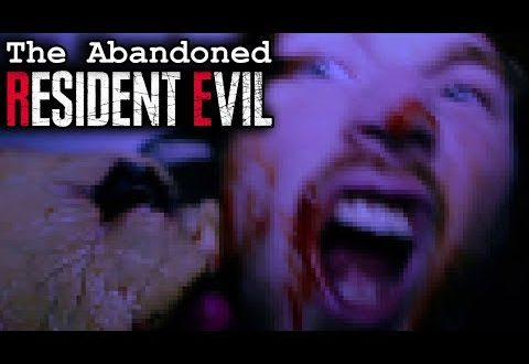 The Abandoned Resident Evil - Wez