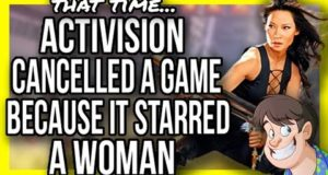 That Time Activision Cancelled a Game Because it Starred a Woman - Fact Hunt