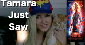 Captain Marvel - Tamara Just Saw