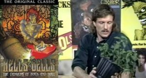 Hell's Bells, Part 3: The Fruit of Rock - DVD-R Hell