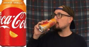 Brad Tries Orange Vanilla Coke
